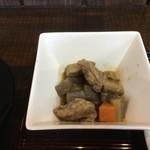 ちょんたま食堂 - 食物繊維大切<>