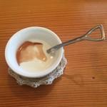 オリーブ - 料理写真:オリーブプレートのプチヨーグルト