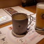 86583535 - お好きなスワンレイクビールをSnow Peakグラス