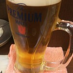 86586210 - 生ビール!
