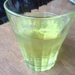 神戸イタリアン&ワイン クレイド - 緑茶アールグレイ