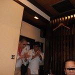 博多中洲 六三亭 - 博多祝い歌、素敵でした。