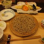 SOBA笑 - 天盛り 1520円