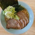ラーメン 高橋家 - 料理写真:2018年5月 チャーシュー麺 中盛 1100円
