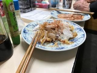 松井酒店 - 2017年6月 タマネギスライス