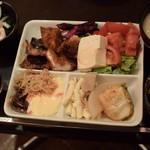 畑の厨 膳丸 - 1皿目