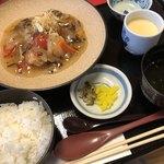 いけす割烹 川徳 - 料理写真: