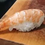 かわなみ鮨 - 海老