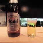 大神 - 瓶ビール('18.3月中旬)