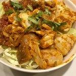 タンドール料理ひつじや - 魚介と羊肉のアチャル