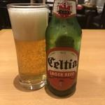 タンドール料理ひつじや - チュニジアのビール350円
