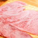 東京肉しゃぶ家 - 太田牛サーロイン