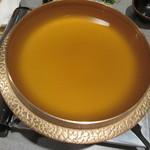 86599251 - キレイな黄金色のスープ♪