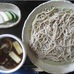 麺工房秋田 - 料理写真:人気の肉厚鴨そば