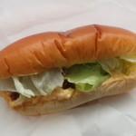 パンの田島 - 料理写真:照りチキたまご