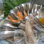 さつま味 - 料理写真:【きびなご】