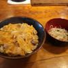 酒房 とまり木 - 料理写真:親子丼