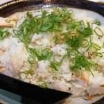 中華酒場  サモハン - 鯛めし
