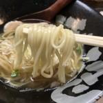 ぼっこ志 - 清麺屋インスパイア(900円)麺リフト