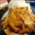 亜珈里 - 料理写真:豚焼肉
