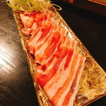 AKINDO - 日本酒しゃぶしゃぶ(780円)