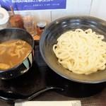武蔵野うどん 肉そば ユーソウル - だしカレー汁うどん