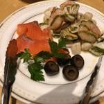 アルハムブラ - シーフードサラダ