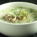 長寿屋 - 料理写真:ソルロンタンスープ(浜田山、焼肉、韓国料理)