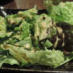 鳥牛 - サラダ