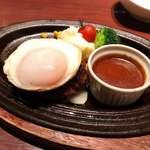 ハンバーグ&ステーキ 芝浦 -