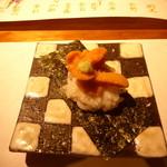 創作和匠 なかしま - 手巻き寿司