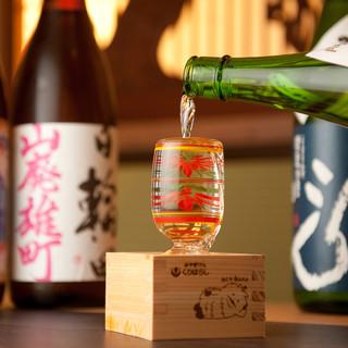 宮城県栗原市にある6つの蔵元の純米酒に酔いしれる