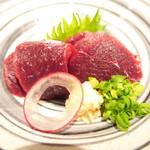 和食屋 隠口 - 鯨の刺身