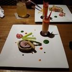 厨 らぱらぱ - Dちゃんの前菜