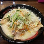 茨城タンメン カミナリ - 料理写真: