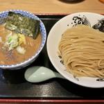 日本の中華そば富田 - 「濃厚つけ麺」(890円)