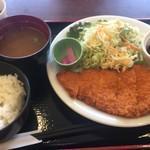 喫茶ロータス - 日替わりランチ500円