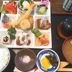 三瀬谷 大黒屋 - 料理写真:いろどり御膳