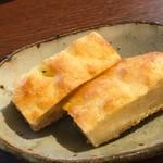 イタリア食堂SORA - ◆自家製フォッカチャ