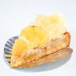 くるみの木 - 料理写真:柑橘タルト