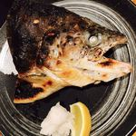Uokin - 鮭のカマ焼き