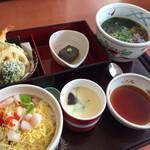 和食さと - 料理写真:平成29年1月17日なごみ弁当861円税込