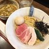 メンドコロ キナリ - 料理写真:煮干しと烏賊のつけ麺