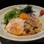 徹信 - 汁なし坦々麺