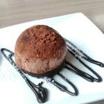 ステーキのどん - 会員のお誕生日クーポンで、アイスケーキ頂きました♪