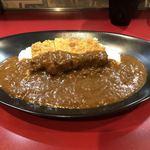 櫻家伽哩本舗 - カツカレー880円 辛口