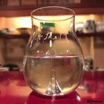 吉左エ門、 - ドリンク写真:グラス