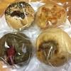 朝日屋ベーカリー - 料理写真:様々なベーグル