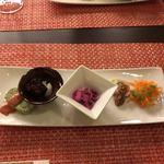 鉄板Diner JAKEN - 前菜5種盛り合わせ
