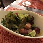 鉄板Diner JAKEN - 本日のサラダ